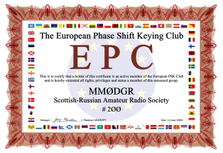 EPC Certificate Sample
